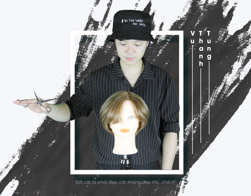 Vũ Thanh Tùng - Hiệu trưởng học viện tóc quốc tế OneStar