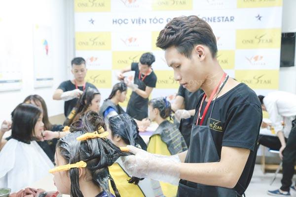 Quyết tâm đủ lớn bạn sẽ thành công được với nghề tóc