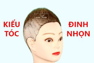 Hướng dẫn học cắt tóc đinh nhọn