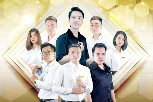 Học cắt tóc ở Hà Giang 5