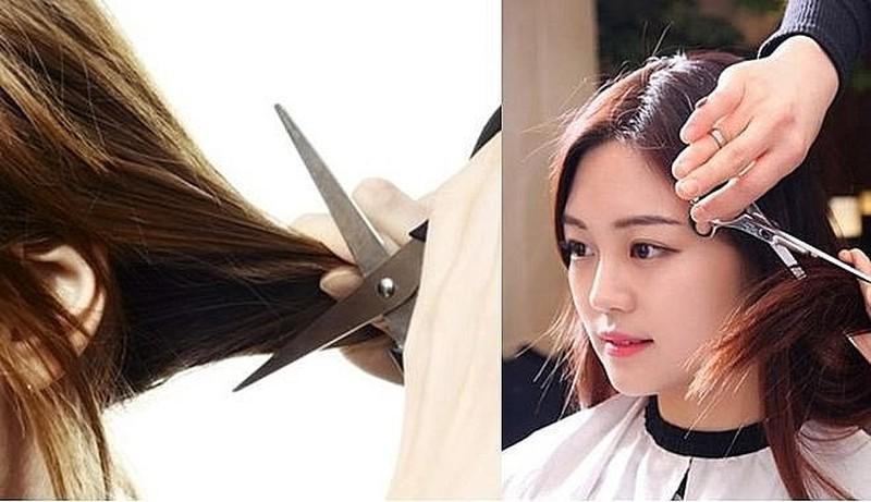 Cắt tóc ở Nghệ An 1