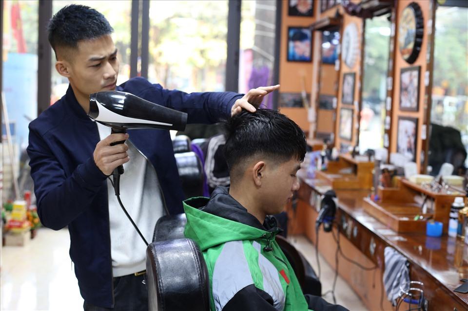 Cắt tóc ở Nghệ An 2