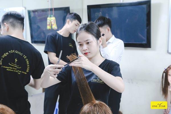 Học nghề tóc có tương lai không 1