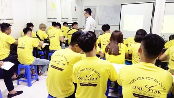 Học cắt tóc ở Quảng Ninh 3