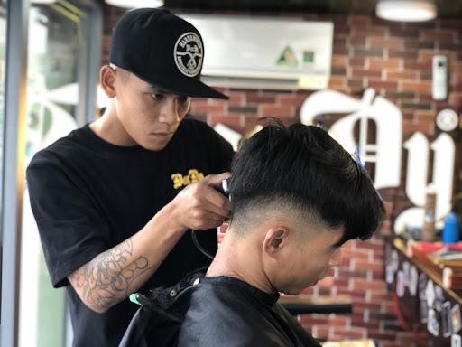 Học cắt tóc ở Thái Bình 2