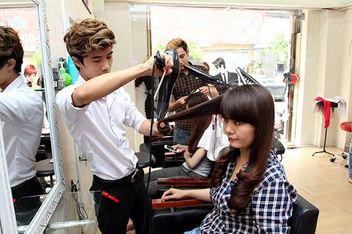Học cắt tóc ở Thanh Hóa 1