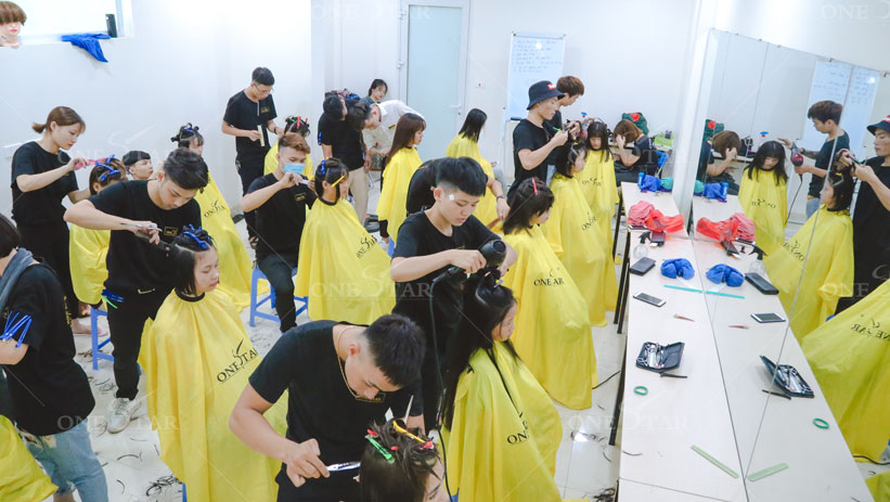 Học cắt tóc ở Thanh Hóa 4