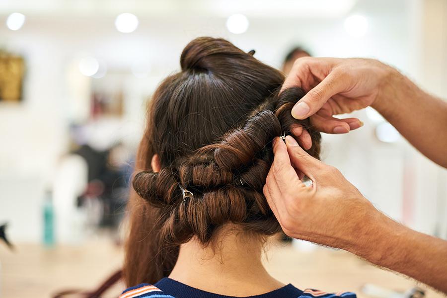 Học cắt tóc ở Hà Tĩnh 1